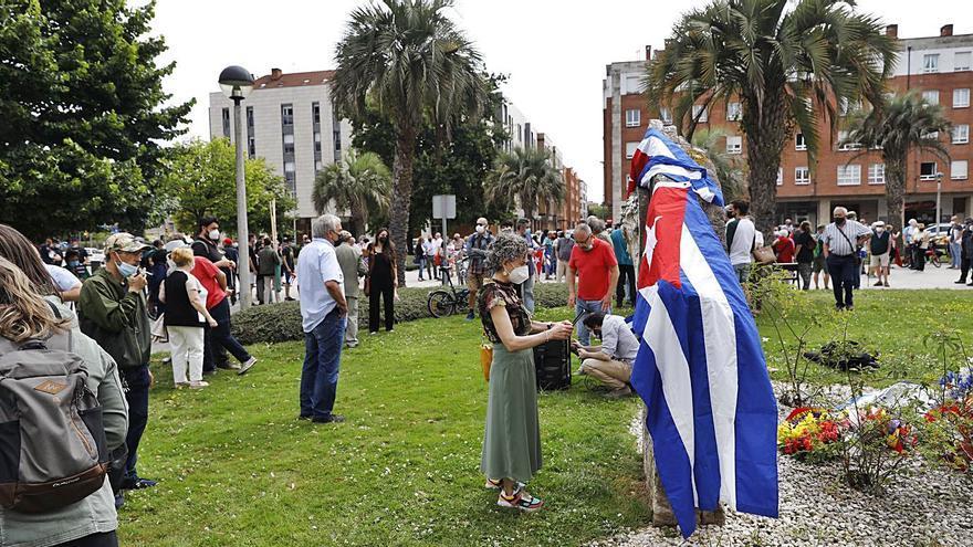 Moreda, con la revolución cubana