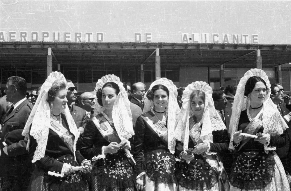 AEROPUERTO. INAUGURACIÓN 1967