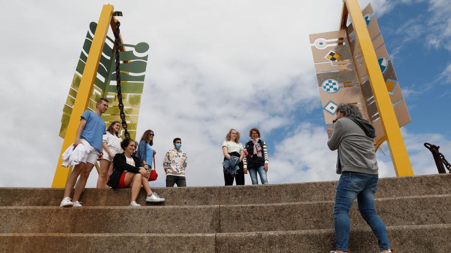 Los nueve enclaves de interés turístico de la comarca de Avilés que se mejorarán