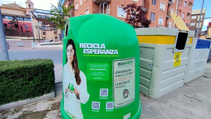El Ayuntamiento de Bullas se une a la campaña impulsada por Ecovidrio 'Recicla Esperanza'