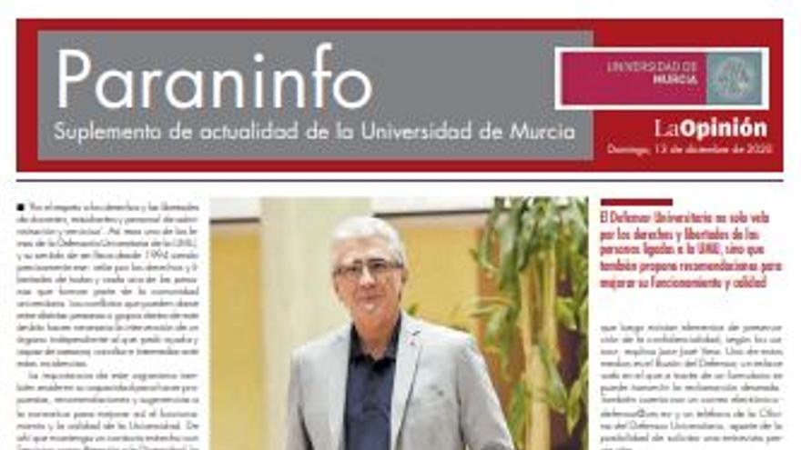 Paraninfo UMU 13 diciembre 2020