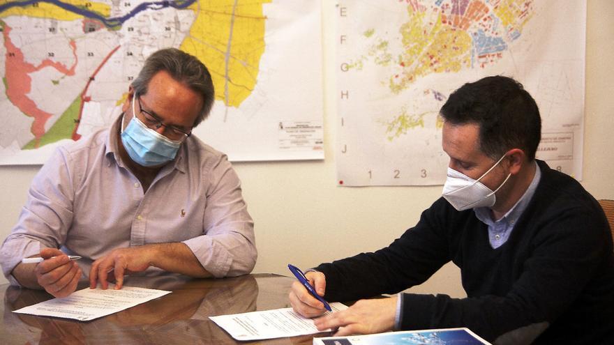Un fondo social de 50.000 euros aportado por Aquona aliviará a las familias más vulnerables de Zamora