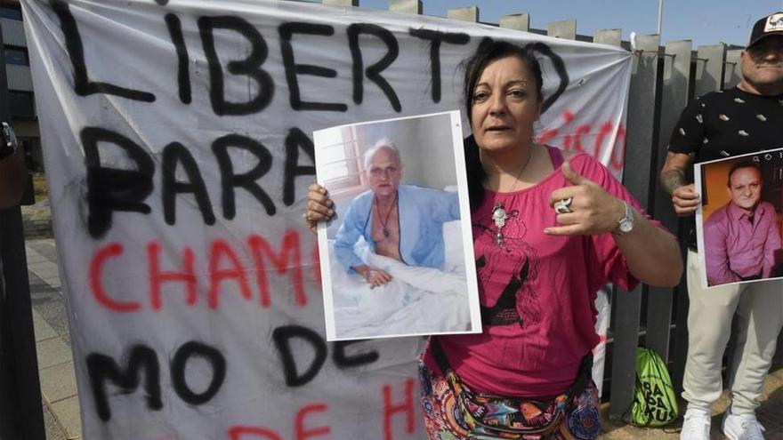 Piden la libertad para un preso con cáncer terminal en Castellón