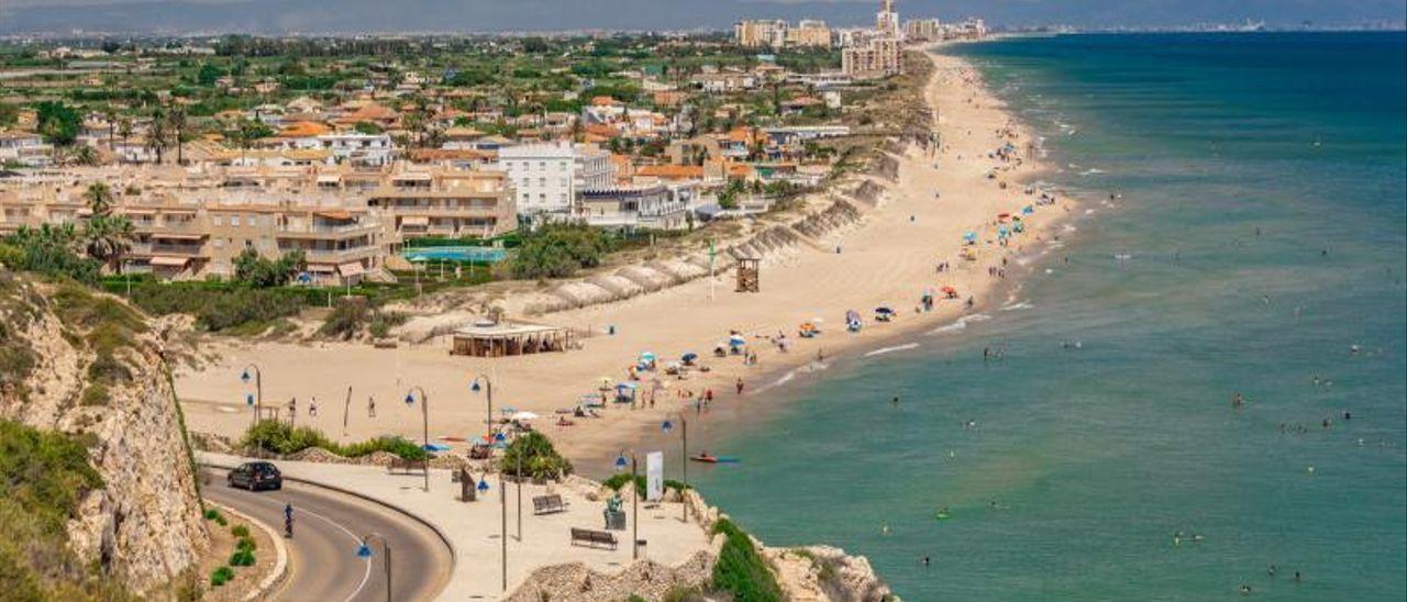 La playa de Valencia que National Geographic recomienda como una de las mejores y más seguras de España.