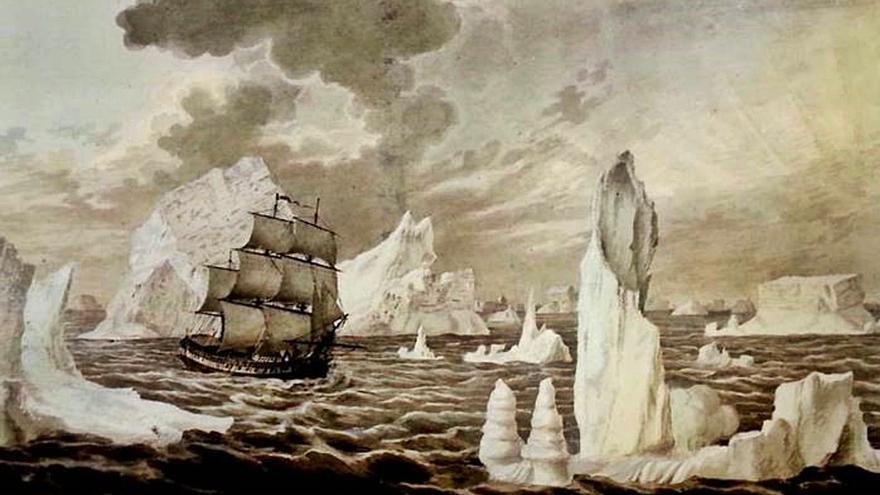La Antártida, el continente imaginado