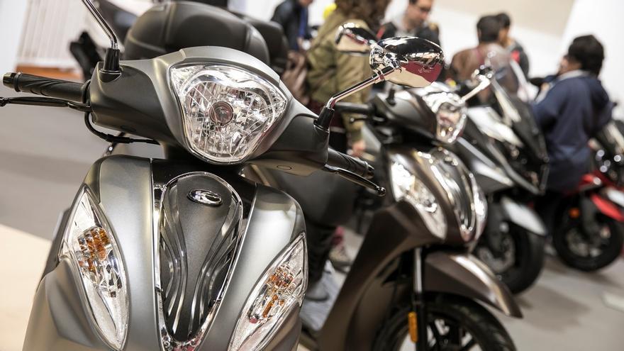 Las motos Euro5 contarán con una nueva etiqueta y será retroactiva
