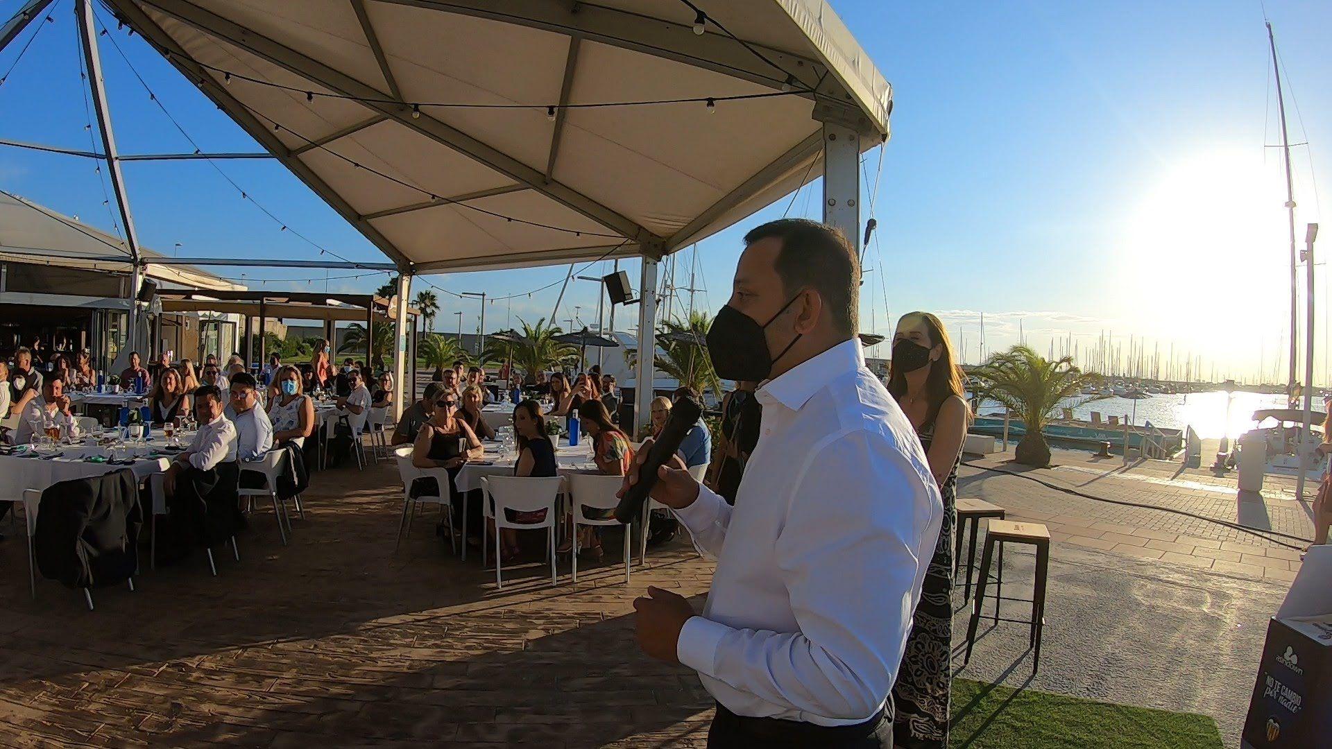 La fundación valenciana Asindown celebró el pasado miércoles un acto después de más de un año sin poder hacerlo