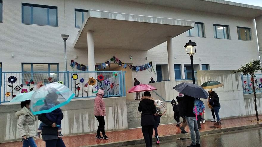 Día histórico en La Xara: abre el nuevo colegio