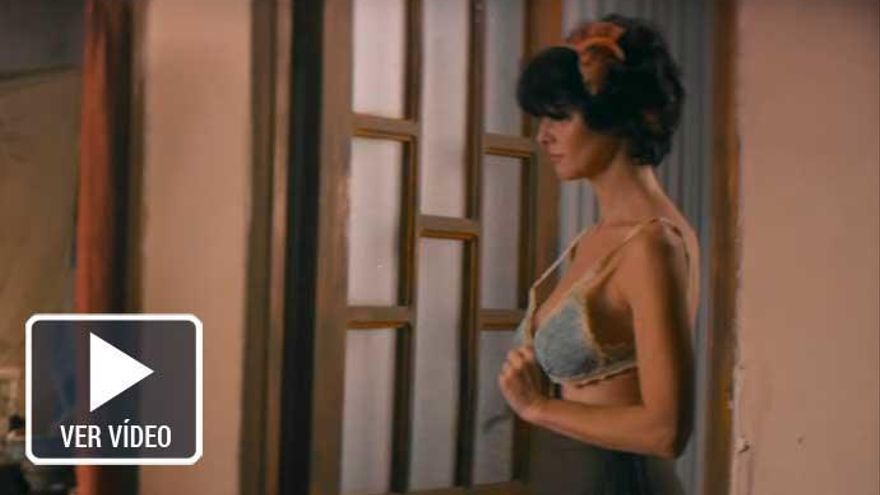 'The Bra', la primera película muda de Paz Vega
