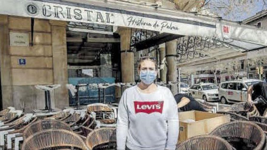 Traditions-Café Bar Cristal kehrt am Dienstag nach Palma zurück