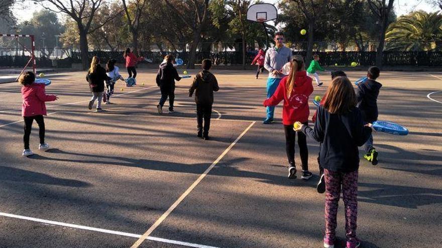 Más de 10.000 escolares harán una hora más de Educación Física gracias a 'Esport a l'Escola +1h'