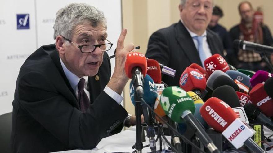 """Villar ve a Rajoy """"como auxiliar de Lopetegui"""""""