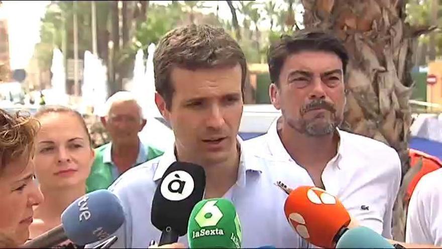 """Casado no quiere beneficios penitenciarios de presos de ETA """"que no se arrepienten"""""""