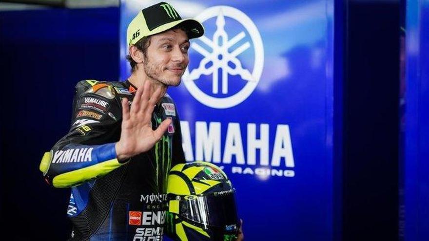 """Rossi: """"Debemos correr, está en juego el futuro de MotoGP"""""""