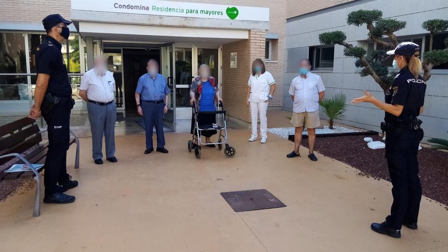 A prisión un falso revisor por desvalijar viviendas de personas mayores en Alicante