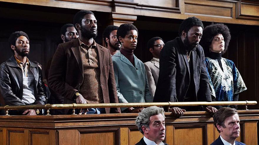 McQueen: La serie sobre el racismo británico