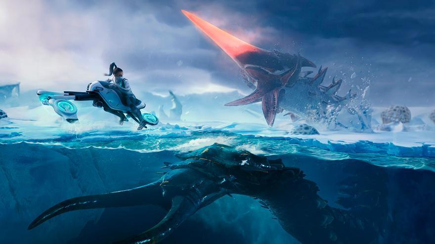 Subnautica: Below Zero, aventuras y supervivencia submarina en mundo abierto