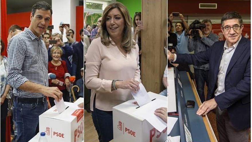 """Los candidatos coinciden: """"Unidad desde el lunes"""""""