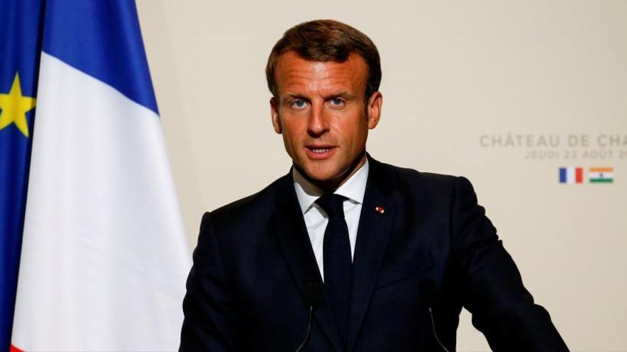 Macron acusa a Bolsonaro de mentir en materia medioambiental y se opondrá al acuerdo con Mercosur