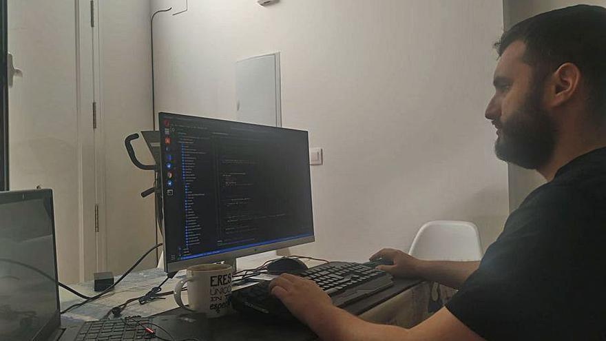 José María Romero, programador: Lo que se pierde por el camino en el teletrabajo