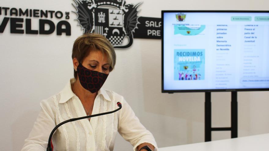 Novelda pone en marcha el portal web de Participación Ciudadana