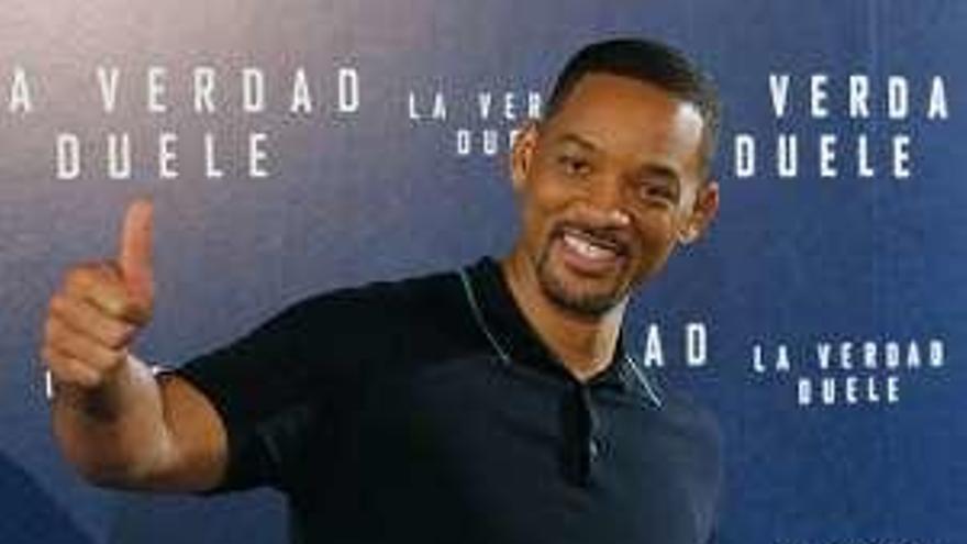 El actor Will Smith lanza la canción 'Está rico' junto a Marc Anthony y Bad Bunny