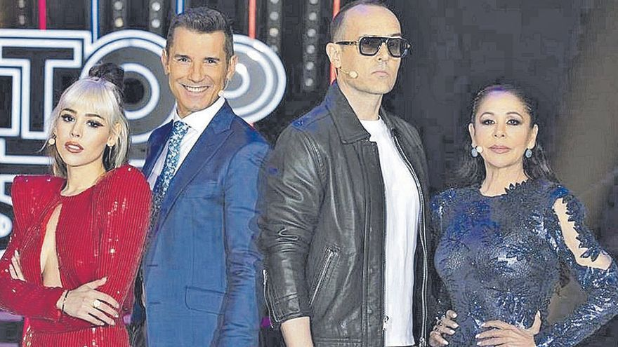 Duelo de 'talents' musicales: 'Top star' contra 'La voz kids'