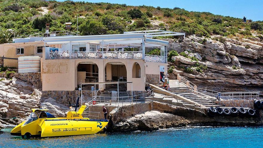 La isla de Benidorm acogerá un centro de interpretación ambiental en lugar del bar ilegal