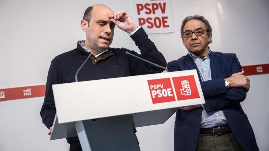 El socialista Echávarri dimitirá el 9 de abril como alcalde de Alicante