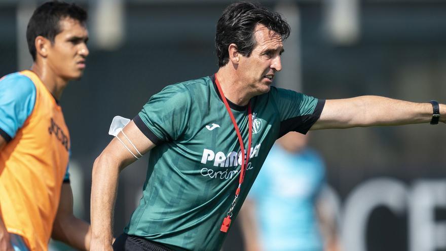 Emery es ambicioso y quiere un Villarreal más grande