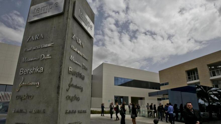 La firma Tempe en Elche bate récord de ventas con 1.399 millones