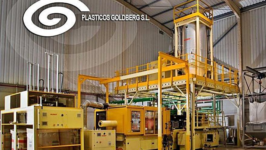 Plásticos Goldberg: innovando por Canarias