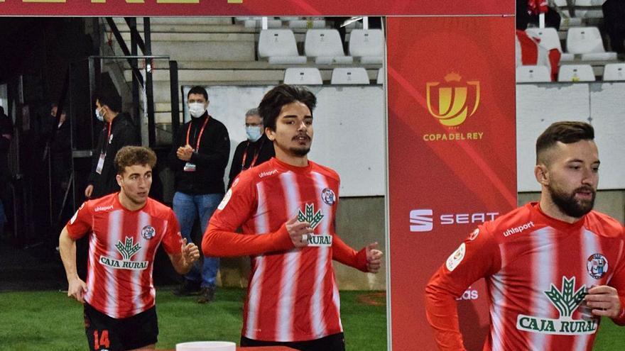 El Zamora CF cede a Rocha al Toledo de Roberto Aguirre