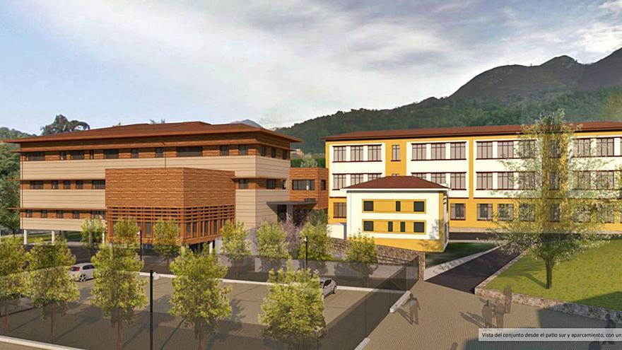 Luz verde al nuevo instituto de Cangas tras siete años de clases en barracones