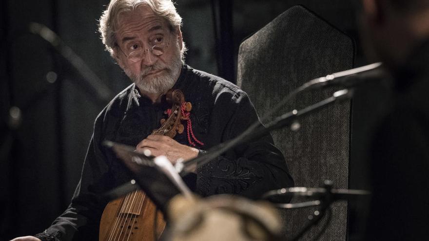 La BBC dedica un documental al músic igualadí Jordi Savall