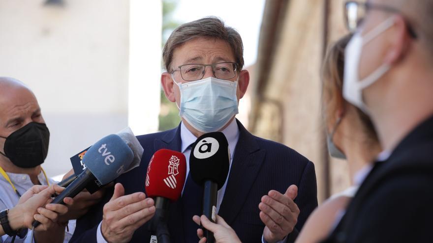 Puig reclama a Fomento la competencia en Cercanías tras el acuerdo similar en Cataluña