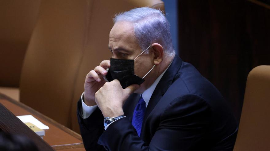 Israel vive las últimas horas de Netanyahu en el poder