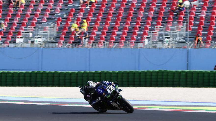 Carrera de MotoGP del GP de Emilia Romagna, en directo