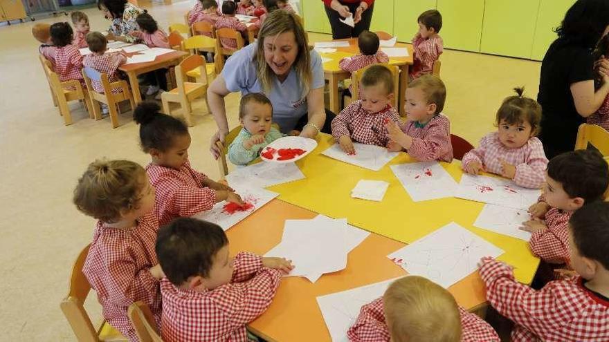 La red local de escuelas infantiles supone para el Ayuntamiento 7,2 millones de coste