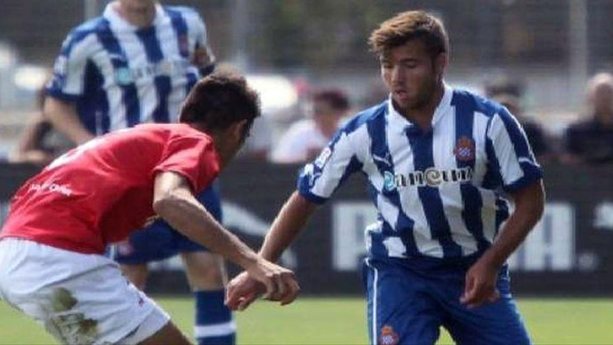 El CD Castellón firma a Iván Sales para apuntalar la mediapunta