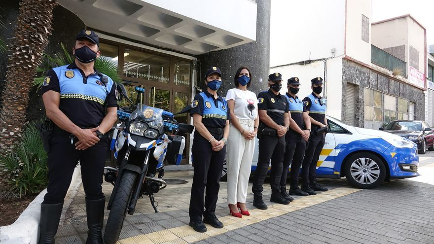 Santa Cruz saca a 80 policías a la calle para controlar la Navidad