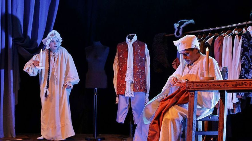 El año de la pandemia, fatídico para el teatro: 620 funciones menos en la escena asturiana