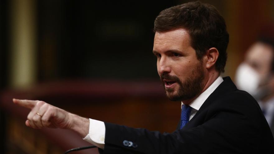 """El PP mantiene sus """"claras"""" condiciones para el CGPJ y pide a Sánchez solucionar sus """"líos"""" con Podemos"""