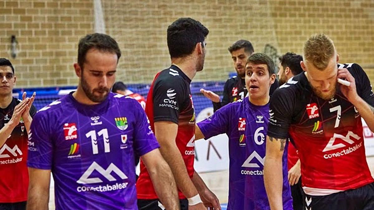 El ConectaBalear Manacor desaprovecha una gran oportunidad de vencer en el Moisés Ruiz.