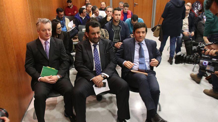 La jueza acuerda la tasación de las acciones de los Al-Thani