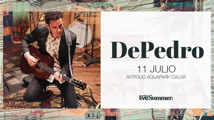 Mallorca Live Festival - Depedro