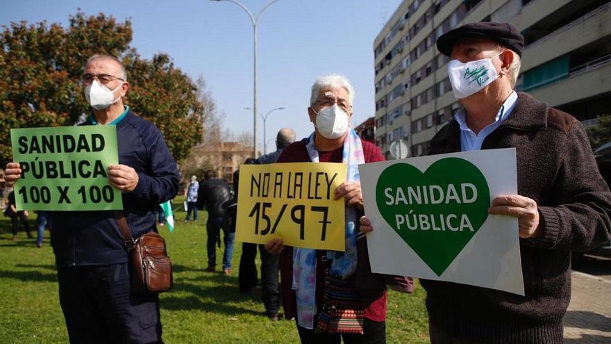 La Marcha por la Dignidad reivindica educación y sanidad públicas y de calidad