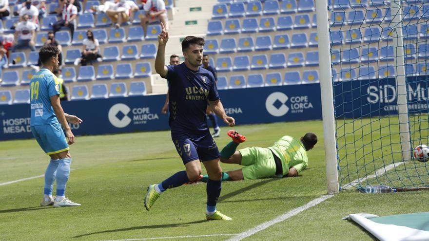 El Barcelona B, primer rival del UCAM Murcia en el play off