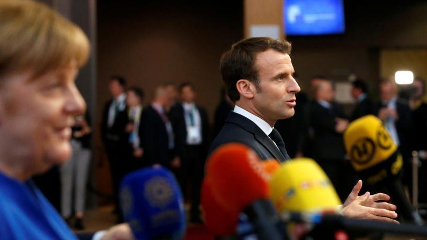 La oposición de Francia a una prórroga larga del Brexit complica el acuerdo