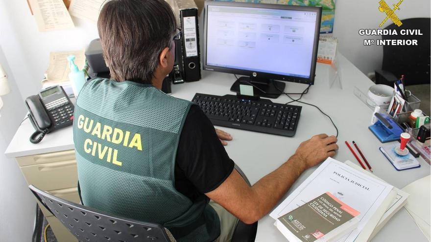 Desarticulada en Cádiz una red de transporte de marihuana hacia Alemania